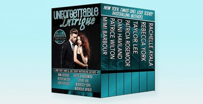Unforgettable Intrigue by Mimi Barbour