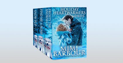 Holiday Heartwarmers Trilogy by Mimi Barbour