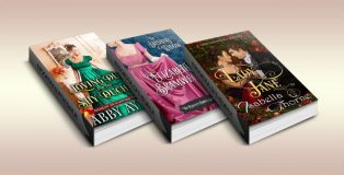 Three Regency Historical Romance Ebooks!