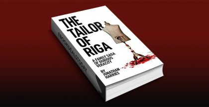 The Tailor of Riga by Jonathan Harries