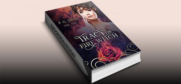 Tracy the Fire Witch by P. G. Allison