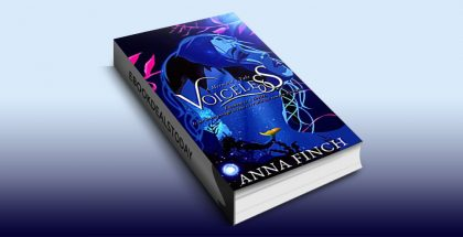 Voiceless: A Mermaid's Tale by Anna Finch