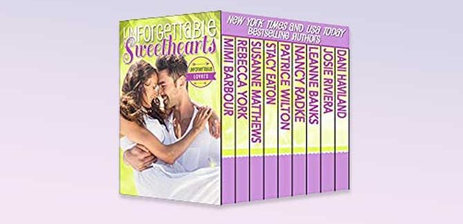 Unforgettable Sweethearts by Mimi Barbour + more!
