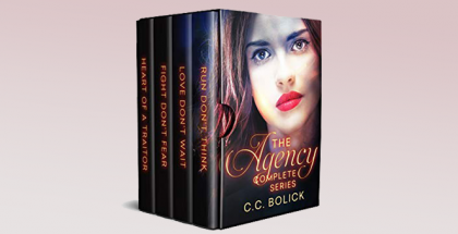 The Agency: Complete Series by C.C. Bolick