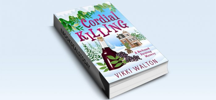 Cordial Killing by Vikki Walton